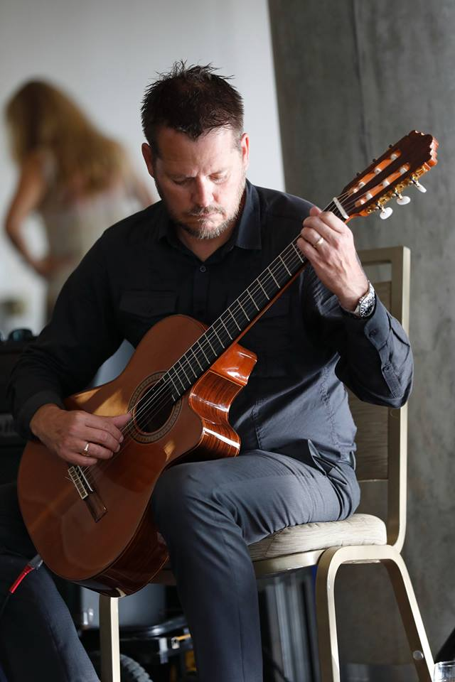 Denver Colorado Guitarist Michael Lancaster.  Performer and Teacher. Weddings, funerals and all occasions. Guitar lessons on skype, studio and house calls.